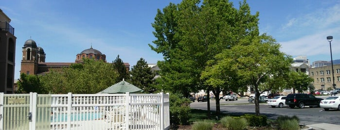 Residence Inn Salt Lake City Downtown is one of Lieux qui ont plu à Jana.