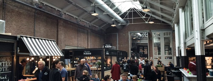 Foodhallen is one of Amsterdam.