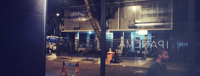 Ipanema Inn is one of Brazil.