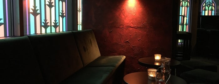 The Chug Club Bar is one of Hamburg: Best Bars.