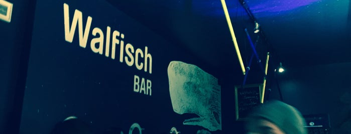 Walfisch Bar is one of HAM × Clubs × Bars.
