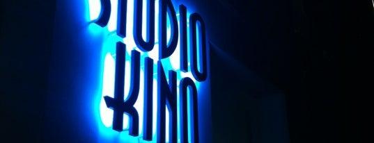 Studio Kino is one of Galina'nın Kaydettiği Mekanlar.