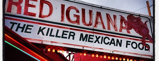 Red Iguana is one of SLC.