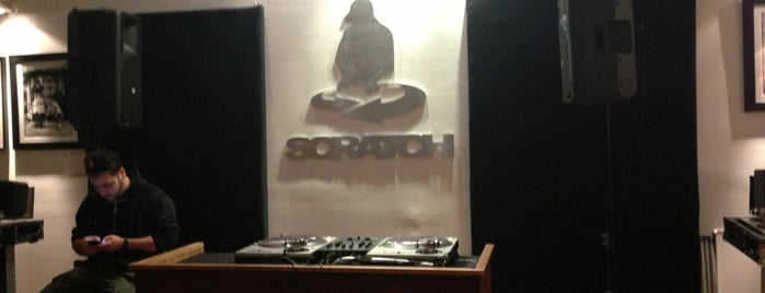 Scratch DJ Academy is one of New Orleans in NYC.