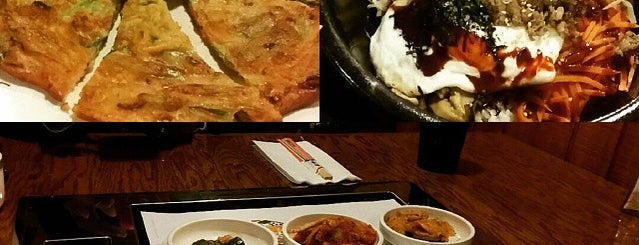 Won Korean Restaurant is one of Tempat yang Disukai Ms. Toni.