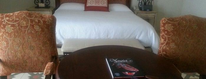 Hotel Boutique Casa primavera is one of San Miguel.