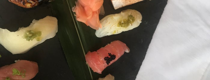 Umi Japanese Restaurant is one of Food that wants you to come back.