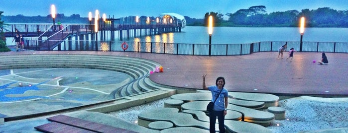Lower Seletar Reservoir Park is one of Markさんの保存済みスポット.