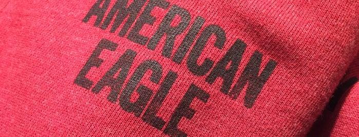 American Eagle is one of MC : понравившиеся места.