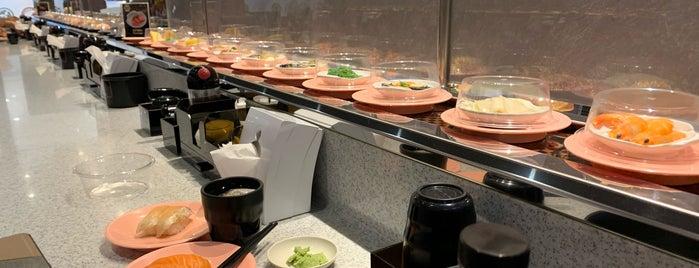 Sushi express is one of Tempat yang Disukai Penny_bt90.