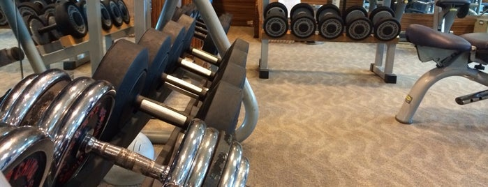 Fitness Studio @ Shangri-la is one of Diana's Liked Places.