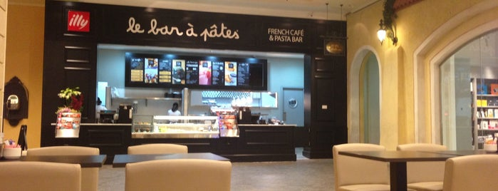 Le Bar à Pâtes is one of Dubai Food 7.