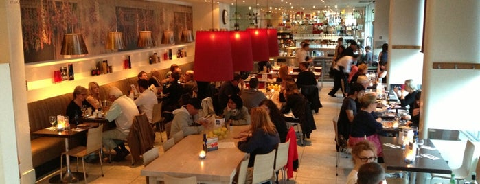 Carluccio's is one of Sussex Food & Drink.