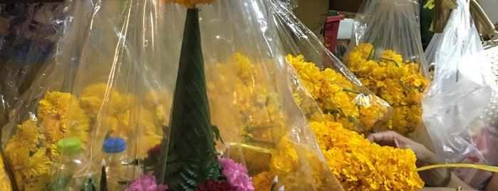 Flower Market is one of Tempat yang Disimpan Fletch.