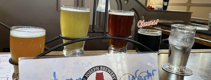 St Joseph Brewery & Public House is one of Indianapolis.