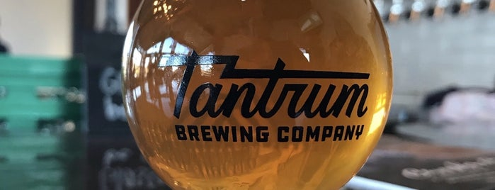 Tantrum Brewing Company is one of Georgia Breweries.