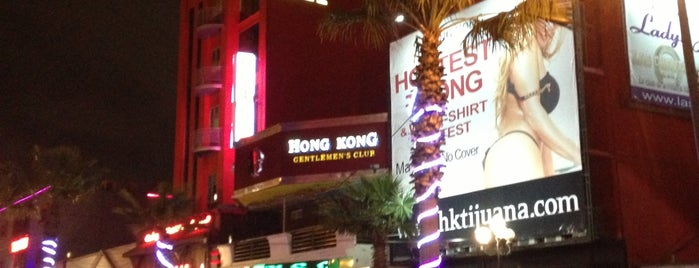 Hong Kong Bar is one of Tijuana makes me hungry.