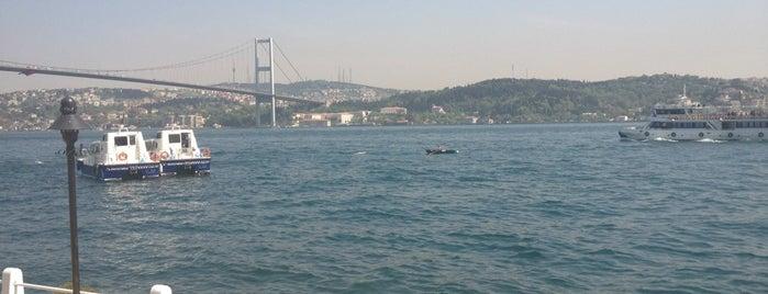 Feriye Lokantası is one of İstanbul Denize Nazır Restoranlar.