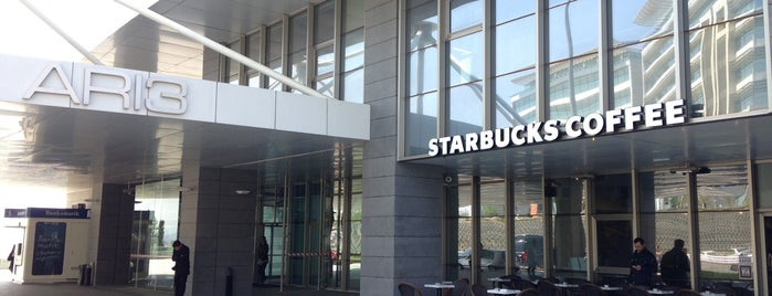 Starbucks is one of Locais salvos de Ilgaz.