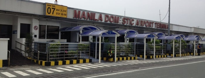 Ninoy Aquino International Airport (MNL) Terminal 4 is one of Posti che sono piaciuti a Shank.