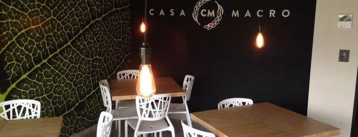 Casa Macro is one of Monterrey.