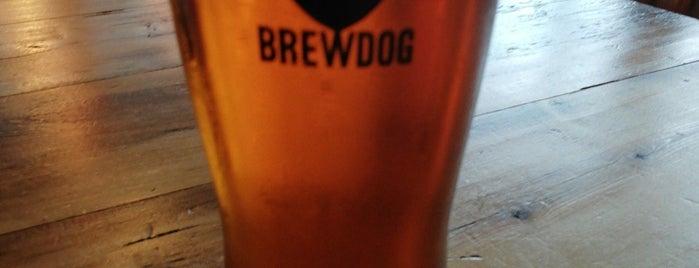 BrewDog Milton Keynes is one of Locais curtidos por Carl.