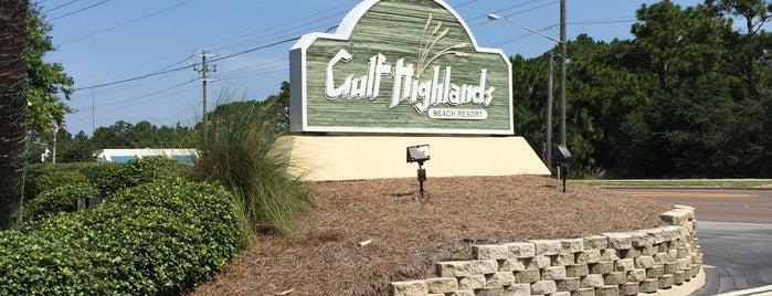 Gulf Highlands Resort is one of Tempat yang Disimpan Tye.