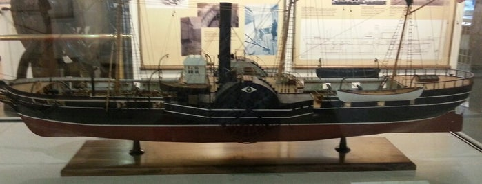 Erie Maritime Museum is one of Marissa: сохраненные места.
