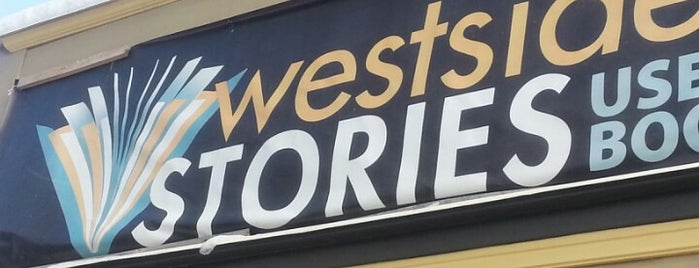 Westside Stories is one of Posti salvati di Laketa.