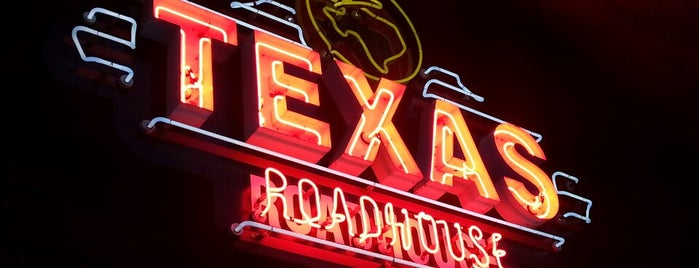 Texas Roadhouse is one of Great Places With Friends.