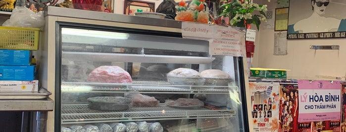 Sing Sing Sandwich Shop is one of San Francisco.