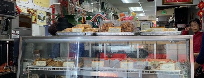 Mr. Bread is one of bakery.