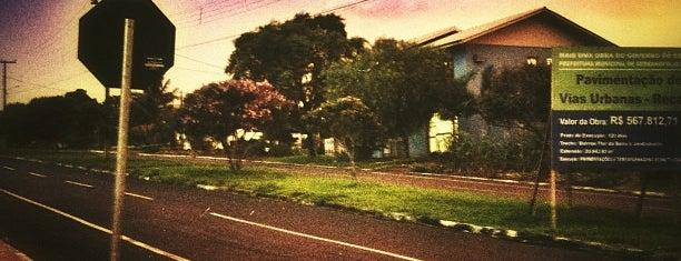 Serranópolis do Iguaçu is one of Cidades paranaenses.