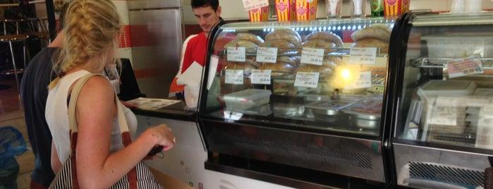 Fast Food Preša is one of Europe 4.