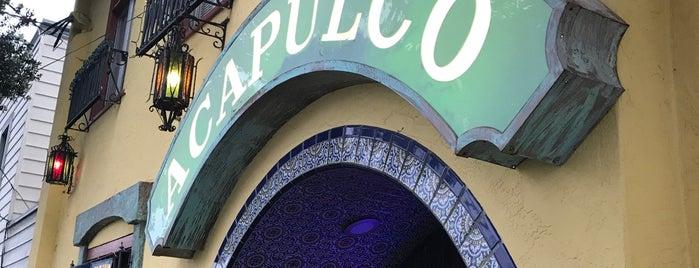 Acapulco Restaurant is one of Frank : понравившиеся места.