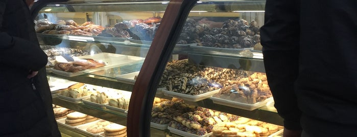 Ostrovitsky Bakery is one of Brooklyn To Do List.