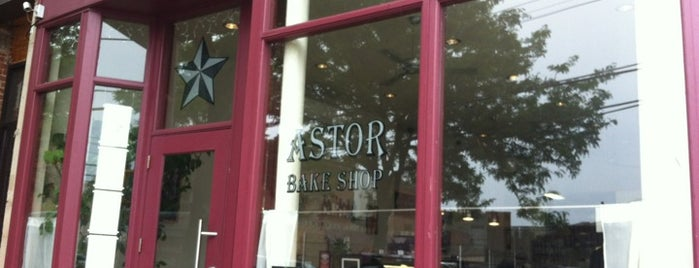 Astor Bake Shop is one of NYC Eats.