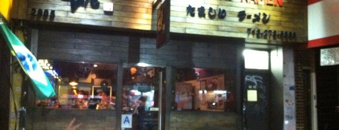 Tamashii Ramen is one of Restaurants: NYC.