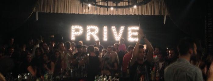 Prive Club is one of Baturalp'ın Beğendiği Mekanlar.