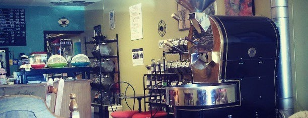 SconeLady's Coffee Shop is one of Best Indy Coffee Shops in Lawrence.