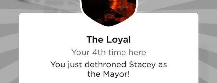 The Loyal is one of Lugares guardados de Trae.