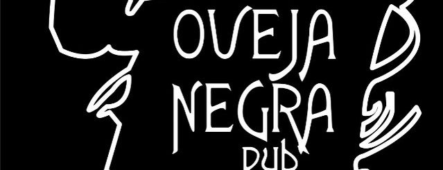 Oveja Negra Pub is one of Bares & Barras de Buenos Aires.