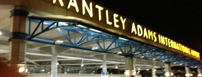 Grantley Adams International Airport (BGI) is one of internatiınal airport.