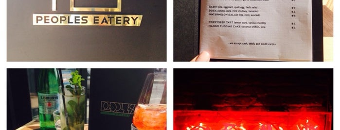 People's Eatery 眾源酒家 is one of Vogue Toronto.