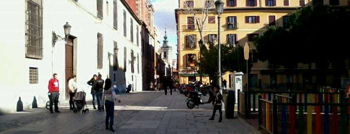 Plaza de las Comendadoras is one of Madrid - non-food.