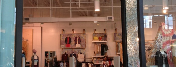 Urban Outfitters is one of Favorite Places to visit!.
