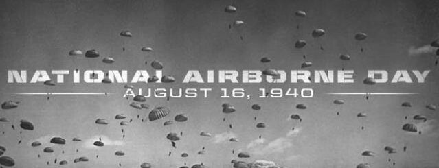 National Airborne Day is one of Lugares guardados de Trevis.
