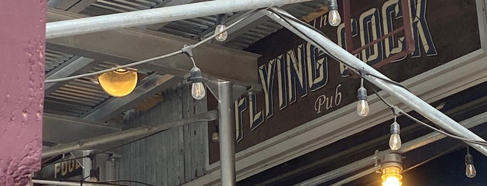 The Flying Cock is one of Bars.