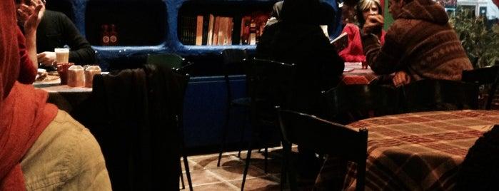 Mahtab Café | کافه مهتاب is one of Tehran cafés.