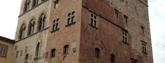 Palazzo Pretorio is one of #InvasioniDigitali in Toscana 2013.
